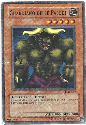 Guardiano delle Paludi PMT Comune ITA Light Played Carte Yu Gi Oh