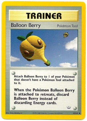 Bacca Pallone Neo Revelation 6064 Non Comune Carte Pokémon