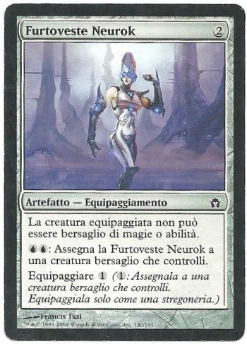 Furtoveste Neurok 5DN Comune Carte Magic The Gathering