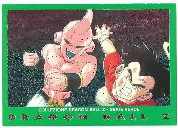 Bu Crili 92 Carte Collezione Dragon Ball Z Serie Verde