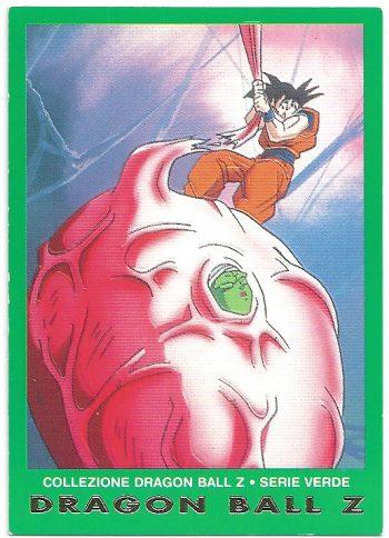Goku Junior 77 Carte Collezione Dragon Ball Z Serie Verde