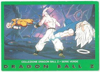 Goku Super Bu Vegeta 84 Carte Collezione Dragon Ball Z Serie Verde