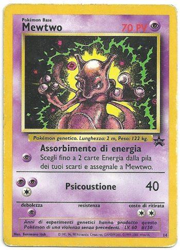 Mewtwo – Wizards Black Star Promos – 14 – Promo – Carte Pokémon