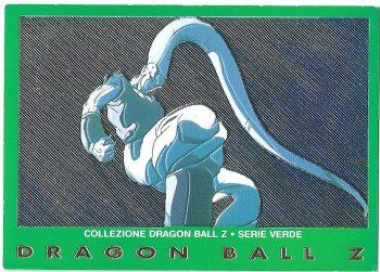 Super Bu 53 Carte Collezione Dragon Ball Z Serie Verde