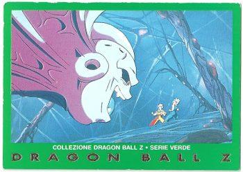 Super Bu Goku Vegeta 80 Carte Collezione Dragon Ball Z Serie Verde