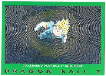 Vegekou 26 Carte Collezione Dragon Ball Z Serie Verde