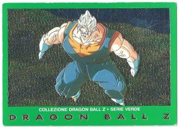 Vegekou 57 Carte Collezione Dragon Ball Z Serie Verde
