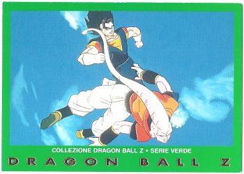 Vegekou Super Bu 9 Carte Collezione Dragon Ball Z Serie Verde