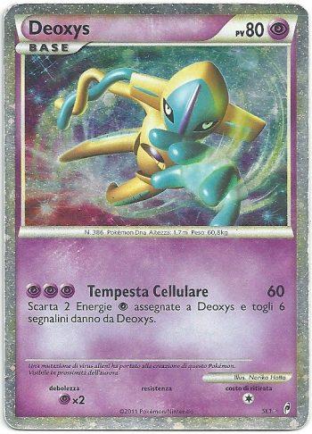 Deoxys-Richiamo-delle-Leggende-SL01-Ultra-Rara-Carte-Pokémon