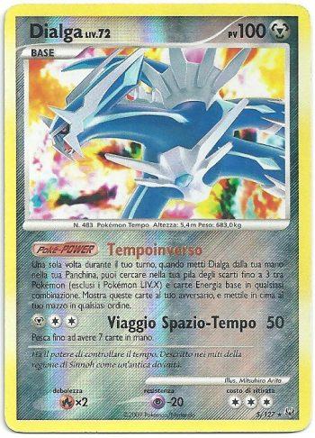 Dialga-Lv72-Platino-5127-Rara-Holo-Carte-Pokémon