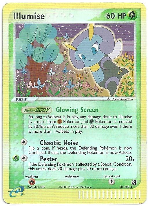 Illumise-EX-Tempesta-di-Sabbia-38100-Non-Comune-Carte-Pokémon