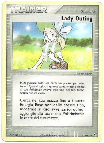 Lady-Outing-EX-Deoxys-87107-Non-Comune-Carte-Pokémon