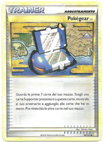 Pokégear-30-HeartGold-SoulSilver-96123-Non-Comune-Carte-Pokémon