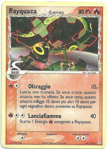Rayquaza-Delta-Species-EX-Fantasmi-di-Holon-26110-Rara-Carte-Pokémon