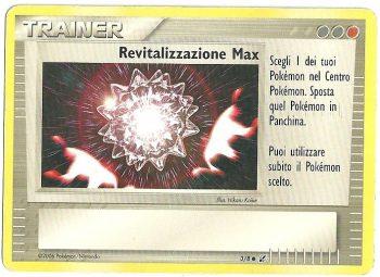 Revitalizzazione-Max-Trading-Figure-Game-38-Comune-Carte-Pokémon