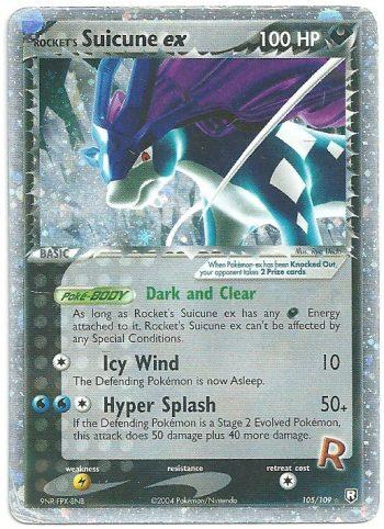 Rocket-s-Suicune-ex-EX-Team-Rocket-Returns-105109-Rara-Holo-EX-Carte-Pokémon