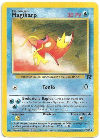 Magikarp-Team-Rocket-4782-Non-Comune-Carte-Pokémon