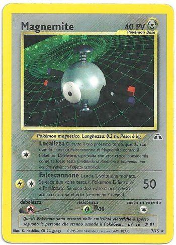 Magnemite-Neo-Discovery-775-Rara-Holo-Carte-Pokémon