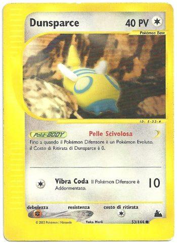 Dunsparce-Skyridge-53144-Comune-Carte-Pokémon